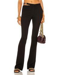 Versace Stretch Cut Pant - Black