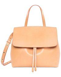 Mansur Gavriel Mini Lady Bag - Orange