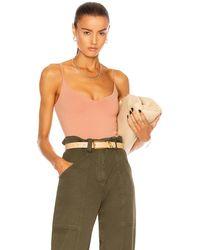 A.L.C. Shana Bodysuit - Green