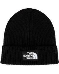 The North Face Cuffed Beanie - Black
