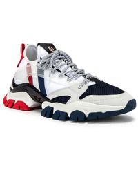 Moncler Trevor Scarpa Sneakers - Weiß