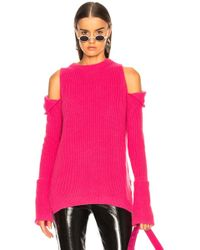 Tre by Natalie Ratabesi - Zip Off Sweater - Lyst