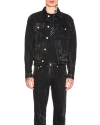 Givenchy - Vintage Denim Jacket - Lyst