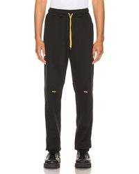 Pyer Moss College Slouch Pant - Schwarz