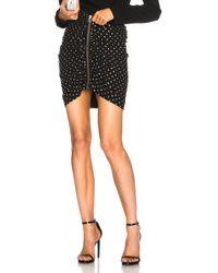 Veronica Beard - Webb Mini Skirt - Lyst