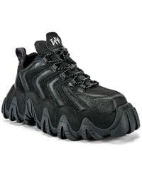 Eytys Halo Sneakers aus Leder - Schwarz