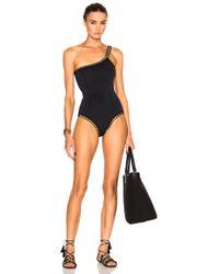KIINI - Chacha One Shoulder Swimsuit - Lyst