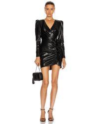 Jonathan Simkhai Catalina Mini Dress - Black