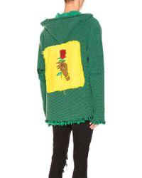Alchemist - Awol Baja Hoodie In Green - Lyst