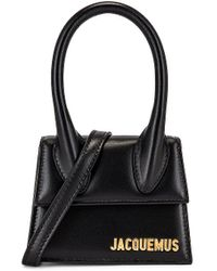 Jacquemus Le Chiquito Bag - Black