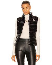 Moncler Ghany Puffer Vest - Black