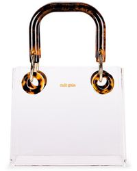 Cult Gaia Geneva Bag - White