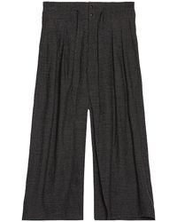 Sasquatchfabrix Hakama Pants - Gray