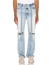 Fear Of God Jeans mit Relaxed-Fit - Blau