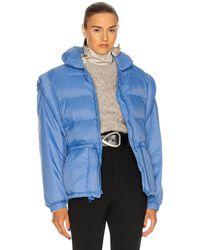 Isabel Marant Darsha Jacket - Blue