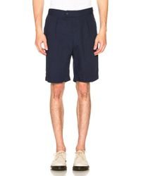 Engineered Garments - Sunset Short - Lyst