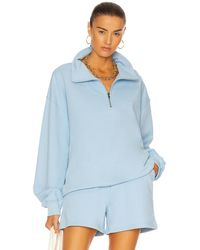 ATOIR The Pullover Sweatshirt - Blue