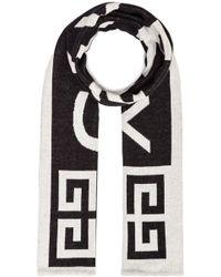 Givenchy - Logo Scarf - Lyst
