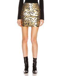 SPRWMN Mini Skirt - Multicolor