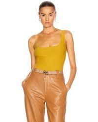 Alix NYC Gracie Bodysuit - Green