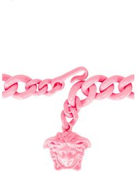 Versace - Medusa Chain Belt - Lyst