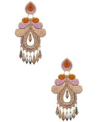 Mercedes Salazar Curubas Earrings - Multicolour