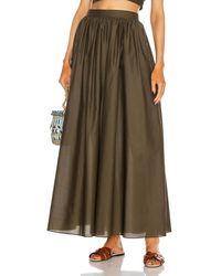 Matteau Full Skirt - Multicolour