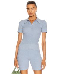 JoosTricot Polo Top - Blue