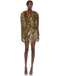 retroféte Eleanor Dress - Multicolour