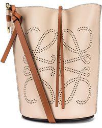 Loewe Gate Bucket Anagram Bag - Mehrfarbig