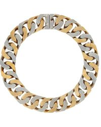 Givenchy G Chain Medium Necklace - Metallic