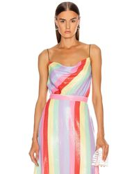 Olivia Rubin Clover Cami - Multicolour
