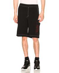 Valentino - Drawstring Shorts - Lyst