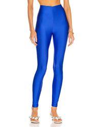 ANDAMANE Holly 80's Legging - Blue