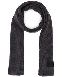 Acne Studios - Pansy Face Scarf - Lyst