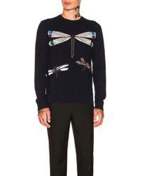 Valentino - Dragonfly Sweatshirt - Lyst