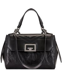 Givenchy Small Id Flap Bag - Black