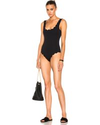Marysia Swim - Palm Springs Maillot Swimsuit - Lyst
