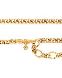 Versace - Chain Belt - Lyst