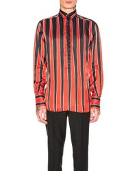 Givenchy - Striped Shirt - Lyst
