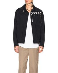 Craig Green - Laced Bonded Worker Jacket - Lyst