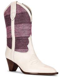 Isabel Marant Luliette Boot - Pink