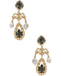 Christie Nicolaides Liliana Earrings - Metallic