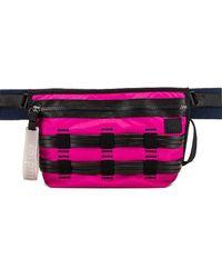 Acne Studios Abbey Bum Bag - Pink