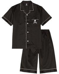 MASTERMIND WORLD - Cotton Pajamas - Lyst