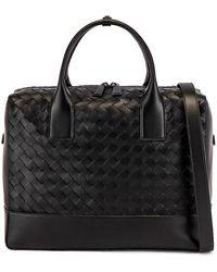 Bottega Veneta Duffle Bag - Black