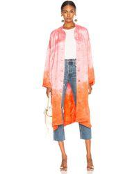 Raquel Allegra Kimono - Orange