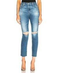 AG Jeans - Isabelle - Lyst