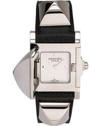 Hermès Medor Pm - Black