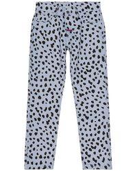 Pleasures Dalmatian Jeans - Blue